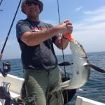 Wrightsville Beach Cobia Fishing Charter