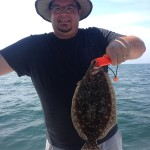 Offshore Flounder Fishing