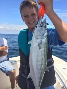 Tuna Fishing Wrightsville Beach