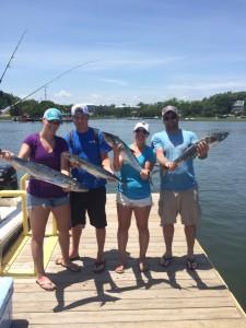 King Mackerel Fishing Charters
