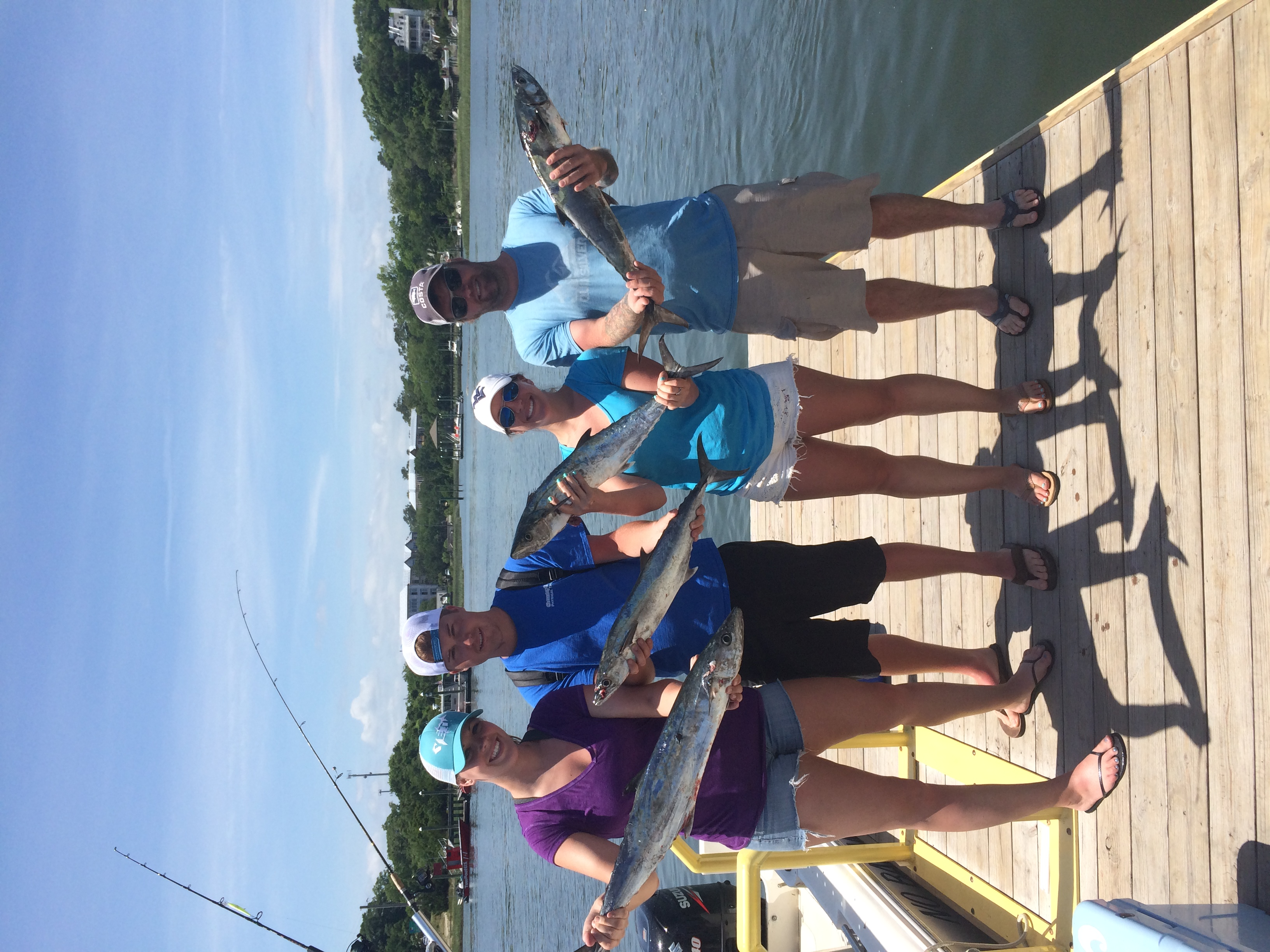 Wrightsville beach cobia fishing charters archives for Fishing season nc
