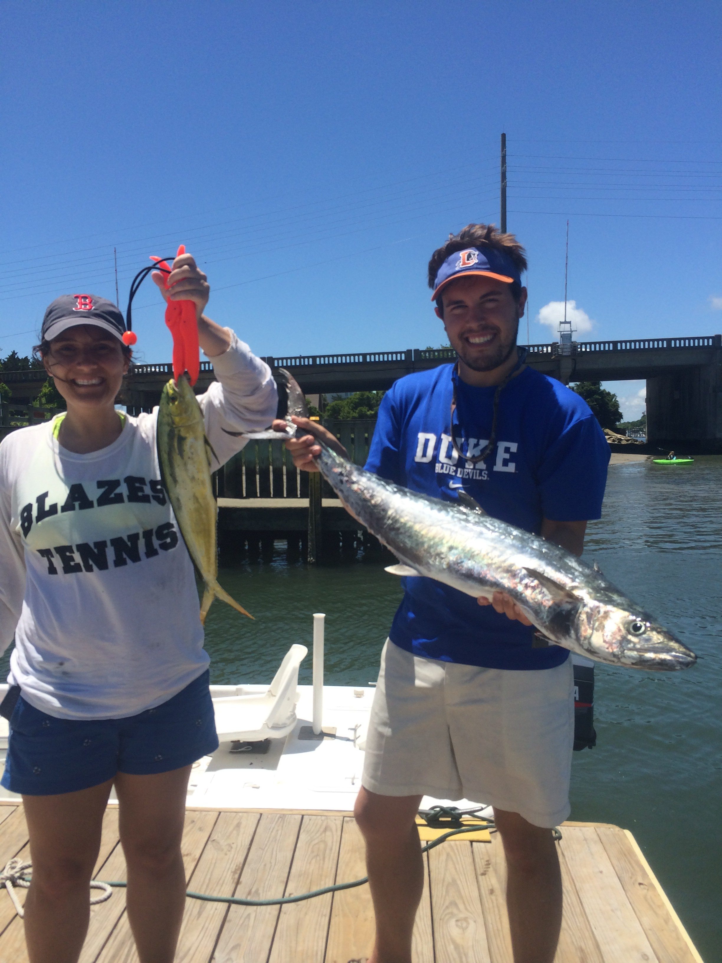 Topsail fishing charters plan a topsail island fishing trip for Topsail fishing report