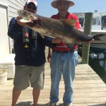 Wrightsville Beach Big Cobia