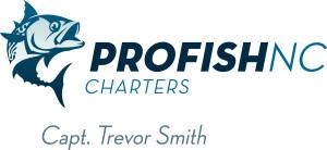ProFishNC Charters Logo