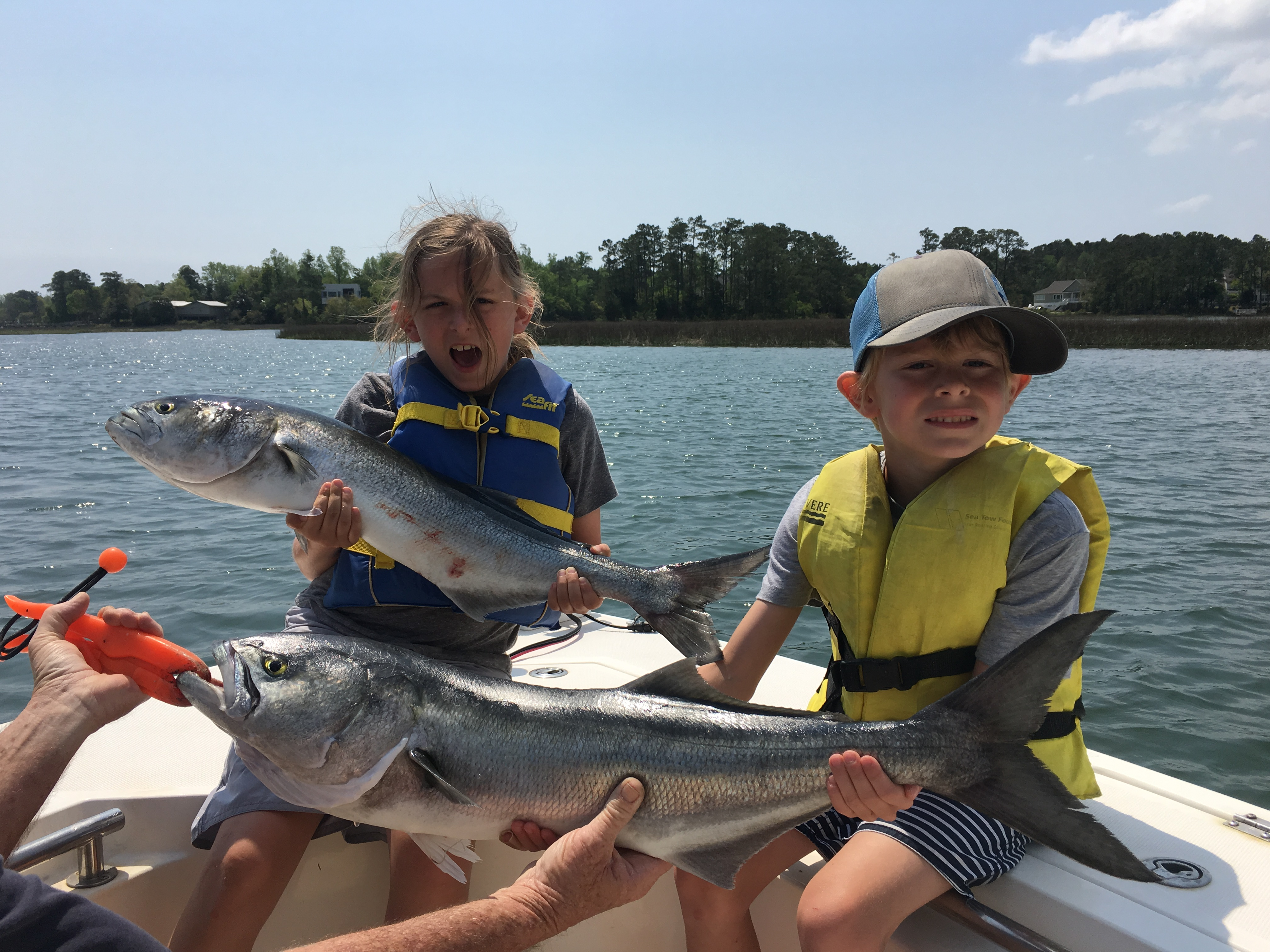 Godwin fishing charter profishnc charters for Nc fishing charters