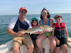 Wrightsville Beach Family Fishing
