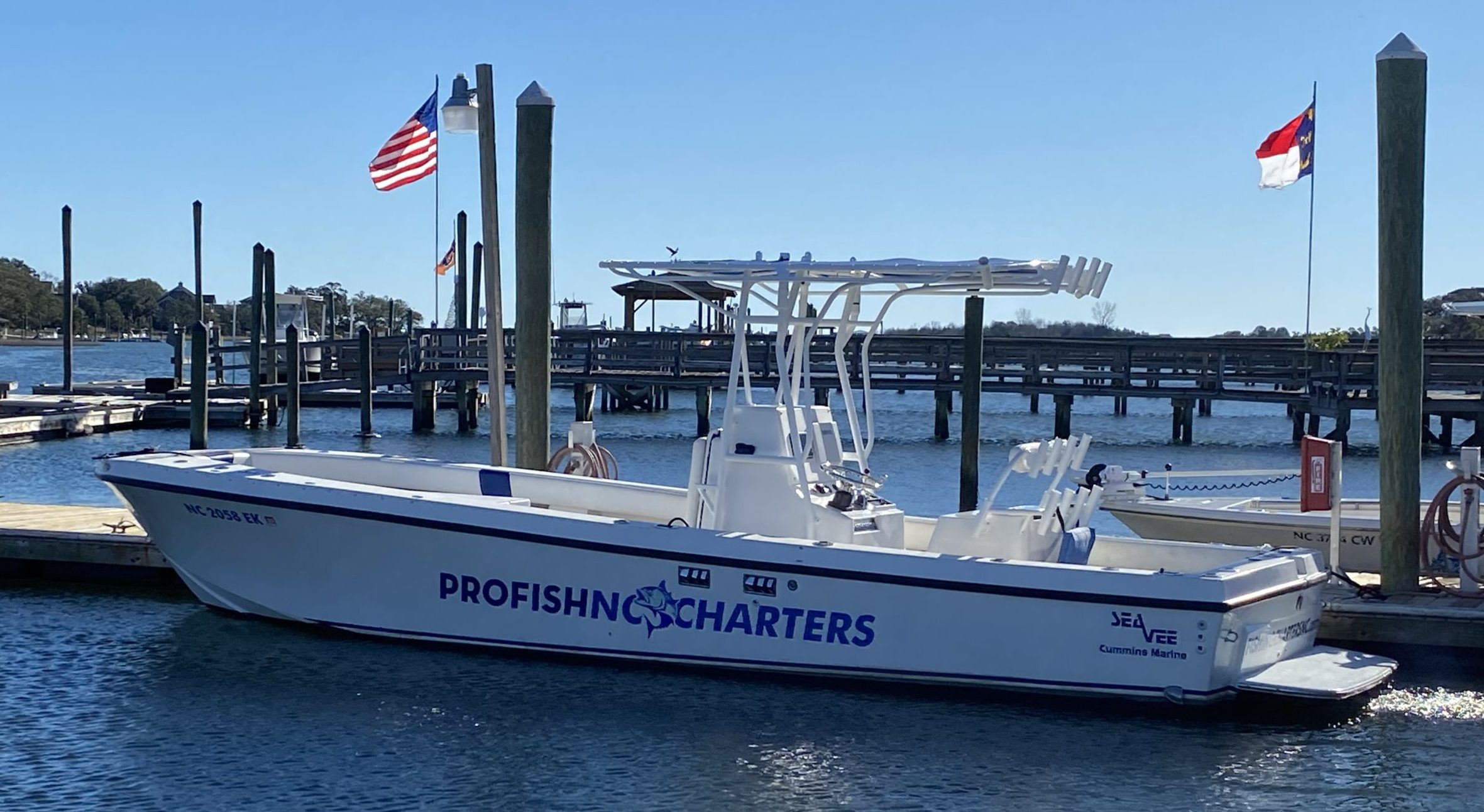 Sea Vee Charter Boat